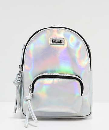 Vans Two Timing Iridescent Mini Backpack