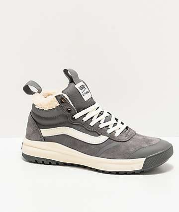 Vans UltraRange Hi DL MTE Sherpa & Quiet Shade Shoes