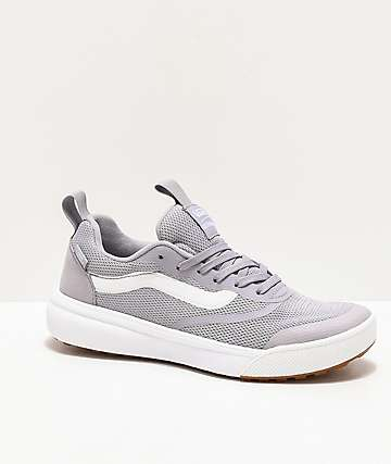 Vans UltraRange Rapidweld Grey Shoes