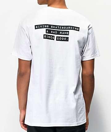 Vans x Baker White T-Shirt
