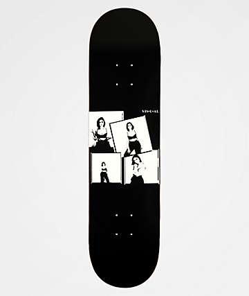 "Visual Album 8.0"" Skateboard Deck"