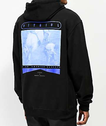 Vitriol x Robert LeBlanc New American Classic Black Hoodie