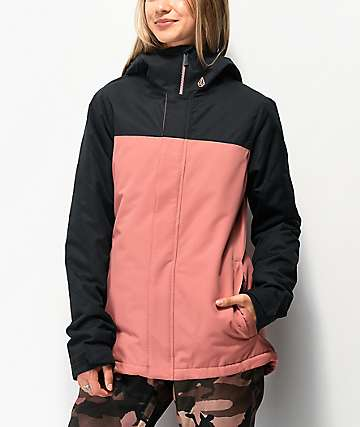Volcom Bolt 10K chaqueta de snowboard malva