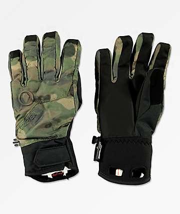 Volcom CP2 GORE-TEX® Camo Snowboard Gloves