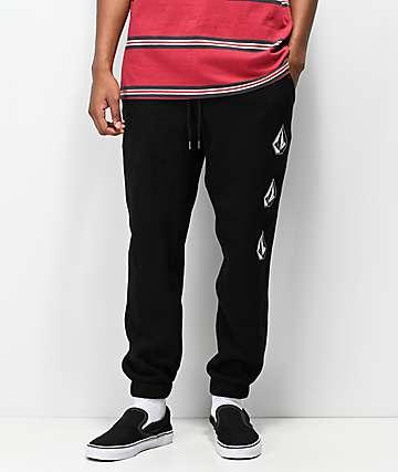 Volcom Deadly Stones pantalones deportivos negros