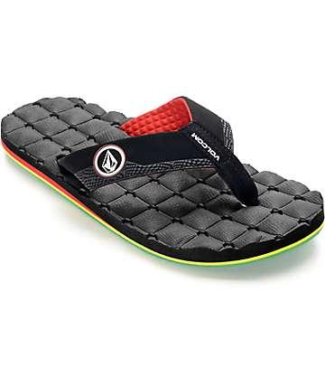 Volcom Recliner Jah Sandals
