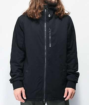 Volcom Rovia Black Jacket