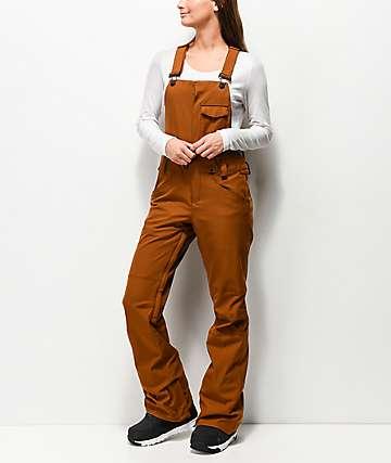 Volcom Swift Copper 15K Snowboard Bib Pants