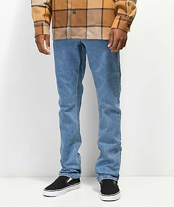 Volcom Vorta Stone Blue Denim Jeans