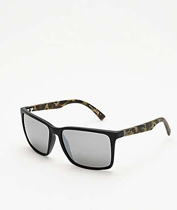 Von Zipper Lesmore Black Satin & Camo Sunglasses