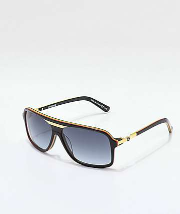 Von Zipper Stache Vibrations Gradient Sunglasses