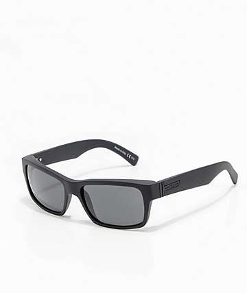 VonZipper Fulton Black & Grey Sunglasses