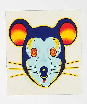 WKND Cookie Mouse Sticker