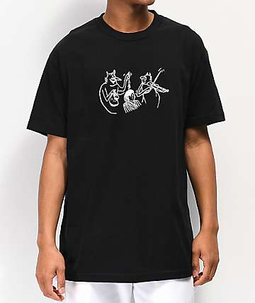 WKND Devil Tails Black T-Shirt