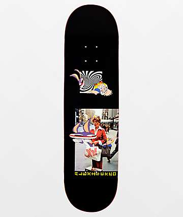 "WKND Earth To Alexis 8.38"" Skateboard Deck"