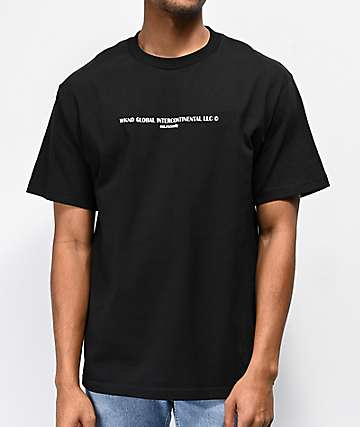 WKND Global Black T-Shirt