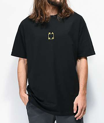 WKND Logo Black & Yellow T-Shirt