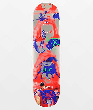 "WKND Sablone Hard To Please 8.0"" Skateboard Deck"