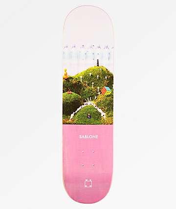 "WKND Sablone Still Life 8.0"" Skateboard Deck"