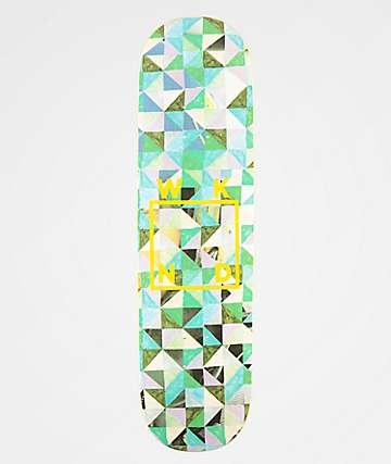 """WKND Tessellation Logo 8.25"""" Skateboard Deck"""