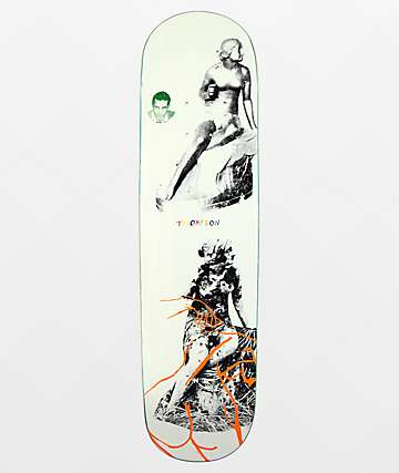 "WKND Thompson Magnificent Figures 8.25"" Skateboard Deck"