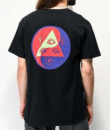 Welcome Balance Black T-Shirt
