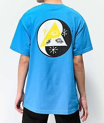 Welcome Balance Turquoise T-Shirt