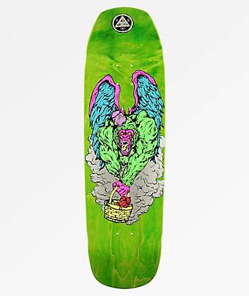"Welcome Flying Ape On Banshee 9.0"" Skateboard Deck"