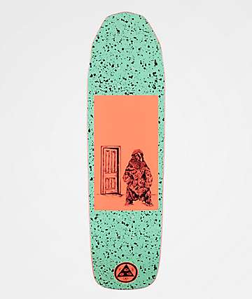 "Welcome Go Darker On Basilisk 8.8"" Skateboard Deck"