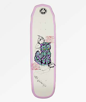 "Welcome Loo Dood On Wicked Queen 8.6"" Skateboard Deck"