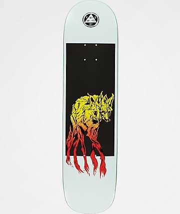 "Welcome Maned Woof On Bunyip 8.0"" Skateboard Deck"