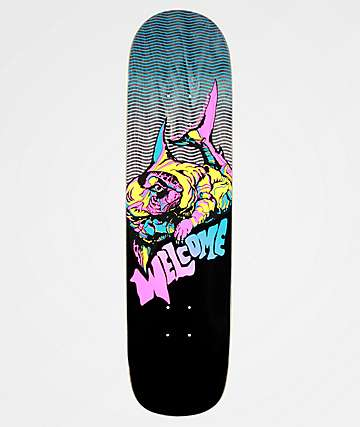 "Welcome Otter On Bunyip 8.0"" Skateboard Deck"