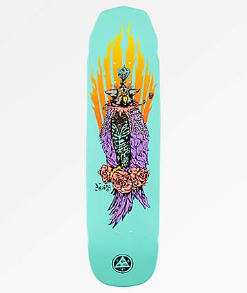 "Welcome Peregrine On Wicked Princess 8.12"" Skateboard Deck"