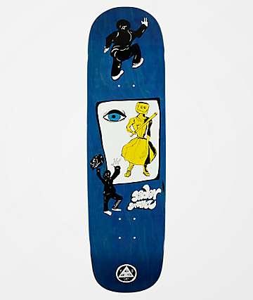 "Welcome Sanchez Peep This On Nibiru 8.75"" Skateboard Deck"