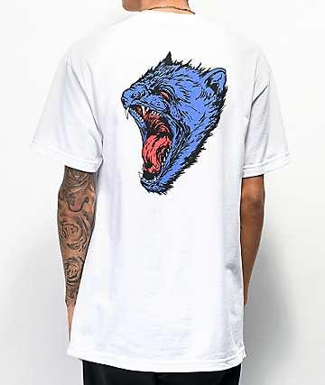Welcome Tasmanian White T-Shirt