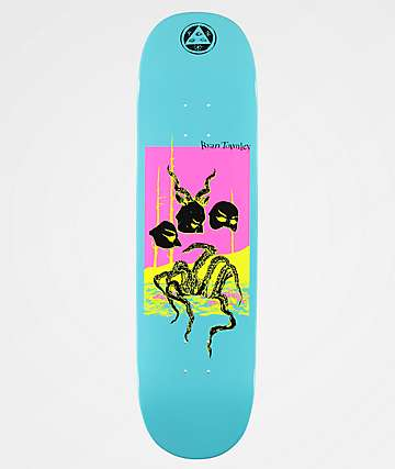 "Welcome Townley Masquerade On Enenra 8.5"" Skateboard Deck"