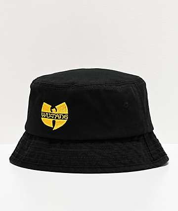 Wu-Tang Black Bucket Hat