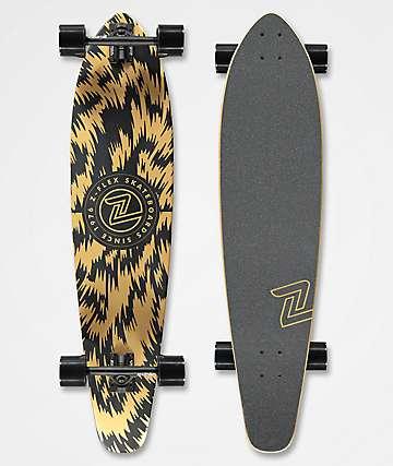 "Z-Flex El Dorado 39"" Roundtail Longboard Complete"