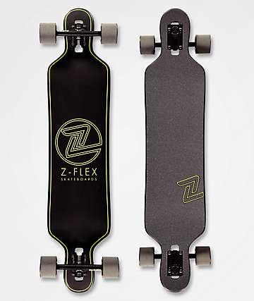 """Z-Flex Power Line 41"""" Double Drop Longboard Complete"""