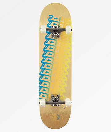 "Z-Flex Roll One 8.0"" Complete Skateboard"