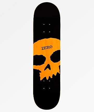 "Zero Big Skull Knockout 8.0"" Skateboard Deck"