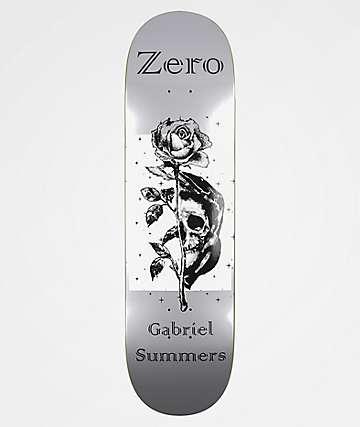 """Zero Darkness Summers 8.5"""" Skateboard Deck"""