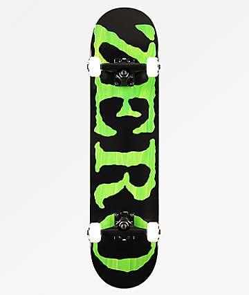 "Zero OG Font 7.62"" Skateboard Complete"