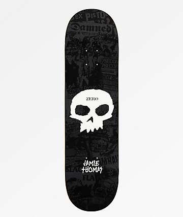 "Zero Thomas Punk Band 8.375"" Skateboard Deck"
