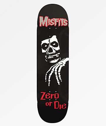 """Zero x Misfits Legacy 8.5"""" Skateboard Deck"""