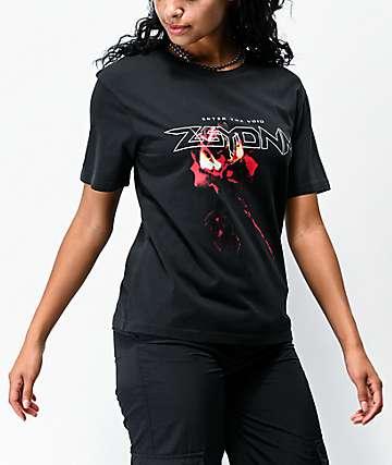 Ziggy Zee camiseta negra