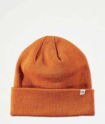 Zine Essential Rust gorro naranja