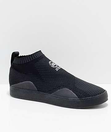 adidas 3ST.002 Primeknit Carbon Black Shoes