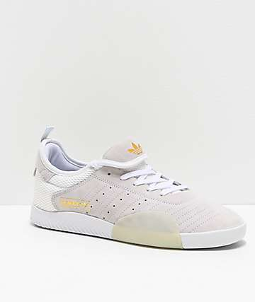 adidas 3ST.003 White & Clear Shoes
