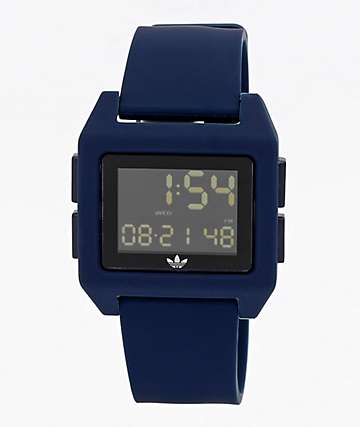 adidas Archive SP1 Navy Digital Watch